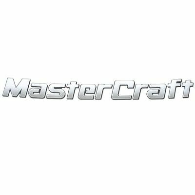 MASTERCRAFT OEM Boats Marine Light Gray Silver Charcoal - Baja boat decals easy removallarson boat raised decal lsrorange