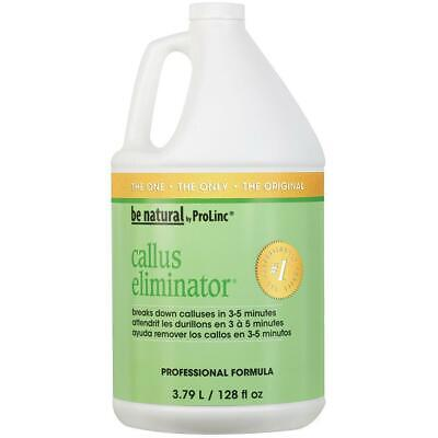 Prolinc Be Natural Callus Eliminator 128 OZ, 1 Gallon Pedicure
