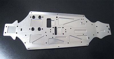 Alloy Main Chassis Fits Kyosho Inferno MP 777 MP777 SP2