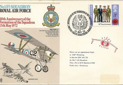 Lettre Aviation Royal Air Force Formation Squadron