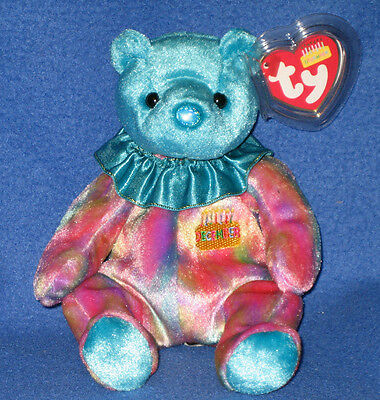 TY DECEMBER THE BEAR BEANIE BABY - MINT wth MINT TAGS -  2.95  61b41412eb4c