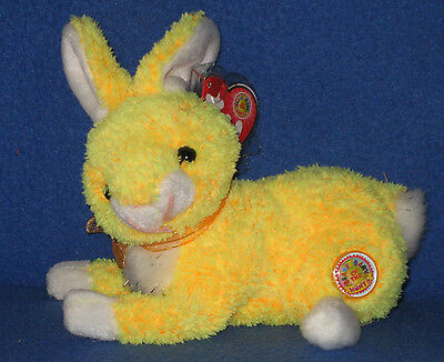 TY BUTTERCREAM the BUNNY BEANIE BABY - MINT with MINT TAG -  BBOM