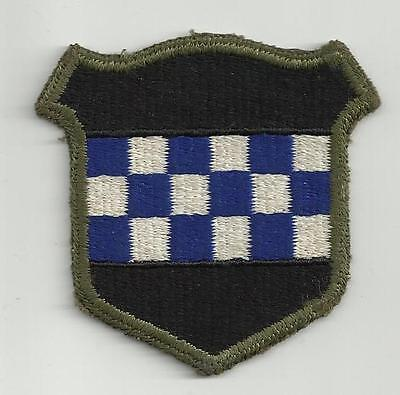 99th Infantry Division Army WWII Patch Reversed Variant