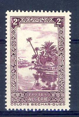 Timbre Algerie Neuf N° 102 ** Oued A Colomb Bechard
