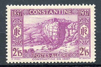 Africa Stamps Timbre Algerie Neuf N° 85 ** Vue Prise De Mustapha