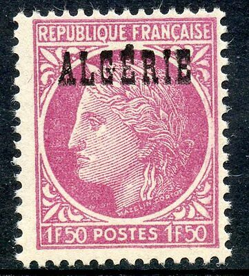 Stamps Timbre Algerie Neuf N° 199 ** Pour La Victoire Africa