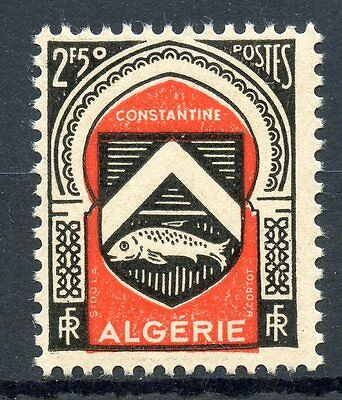 Africa Timbre Algerie Neuf N° 261 ** Armoirie Stamps