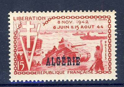Stamp / Timbre Algerie Neuf N° 312 ** Liberation