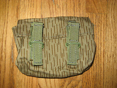 NEW Camouflage Belt Pouch Military Camo Army Bag Hunting Ammo Pack Green & Brown