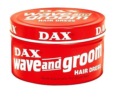 DAX Wave And Groom Hair Dress Maximum Hold - Light Shine Also For Short Hair
