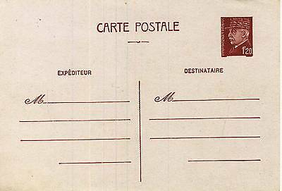 Postcard / Full Post / Entier Postal De France / Petain