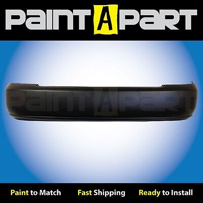 2000 2001 2002 2003 Nissan Sentra Rear Bumper COVER PAINTED Fits