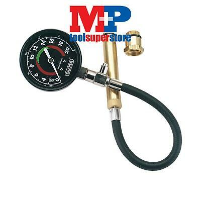 Draper 37442 Petrol Engine Compression Tester 0-300Psi/0-21Bar