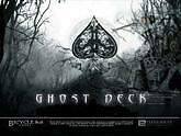 1 Mini Deck Bicycle Ghost playing cards magic