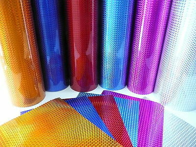 Buy 2 Get 1 Free! Specialist Foil Mosaic A4 Sheet Sticky Back Plastic Sign Vinyl