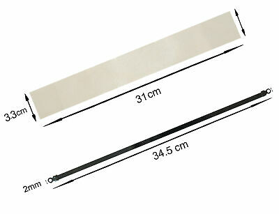 "Impulse Sealer 12"" PFS 300MM Spares Kit with Heat Element and Teflon Strip"