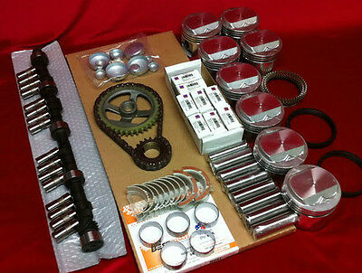 Buick 425 Master engine kit 1963 64 65 66 ISKY perf cam pistons rings bearings