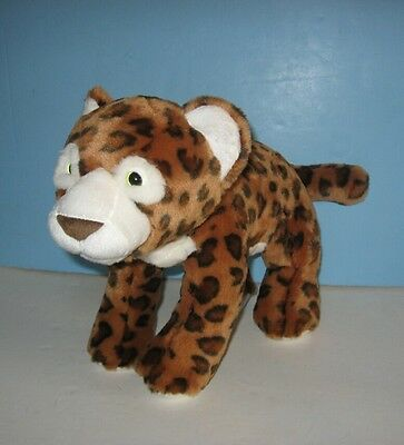 Kohl's Cares World Of Eric Carle LEOPARD Cheetah Pal Plush