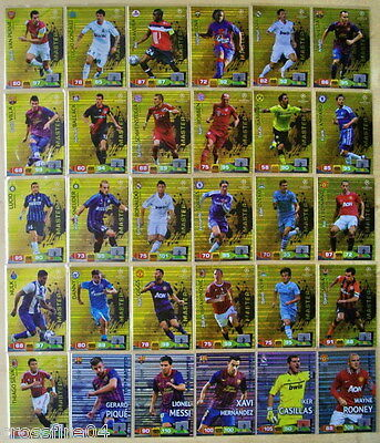 Panini Champions League 2011/2012 11/12 Champion + Master + Top Master aussuchen