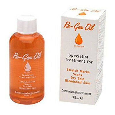Re-Gen Oil 75 ml Treatment For Stretch Marks, Scars, Dry Skin, Blemished Skin