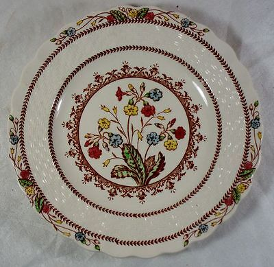 Spode Cowslip Bread and Butter Plate(s)