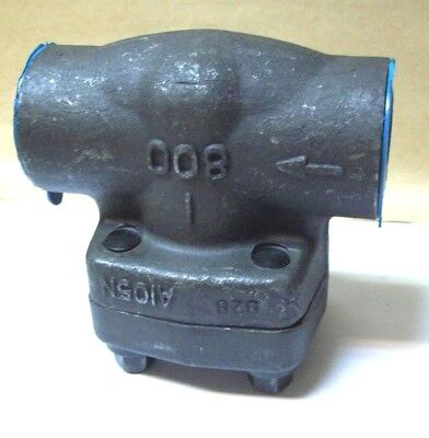 """Swing Check Valve 1"""" Npt 800# Forged Steel A105N Bolted Bonnet 1975 Psi <242Wh"""