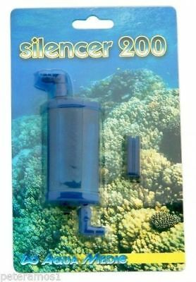 Aqua Medic Silencer 200 For Marine Reef Fish Tank Protein Skimmer