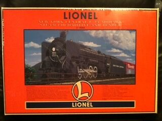 Lionel NEW YORK CENTRAL L-3A MOHAWK Steam Locomotive & Tender Item #6-18064