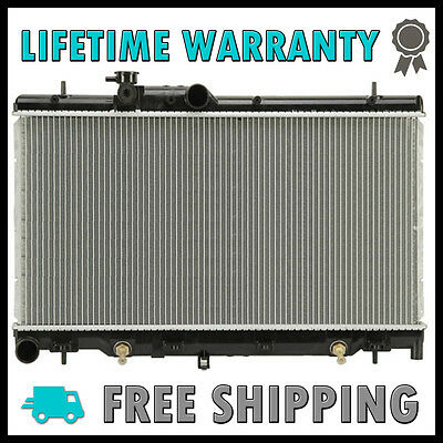 New Radiator For Subaru Baja 03-06 Legacy Outback 00-04 2.5 H4 Lifetime Warranty