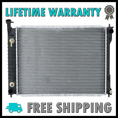 Radiator With Cap For Mercury Nissan Fits Villager Quest 3.0 V6 6Cyl 1511WC