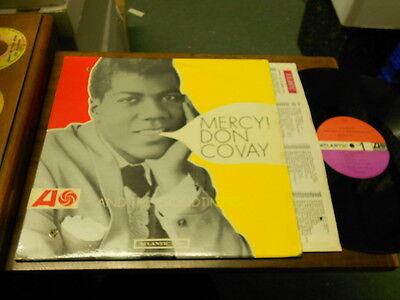 Don Covay & Goodtimers 60s R&B SOUL HENDRIX LP Mercy 1964 USA ISSUE MONO