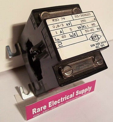 RITZ KS0 74 Current Transformer CT KS074 KSO74 (KS0-74)