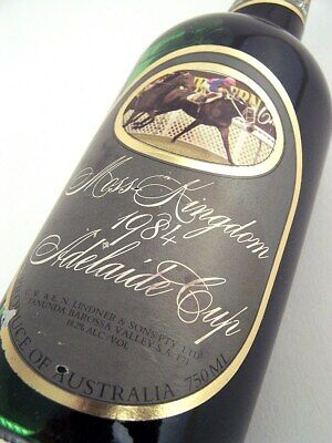 1978 ST HALLETTS Moss Kingdom 1984 Adelaide Cup Port FREE DELIVE Isle of Wine