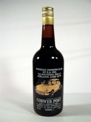 1979 PORSCHE Owners Rally Cobweb Car Port FREE DELIVERY Isle of Wine