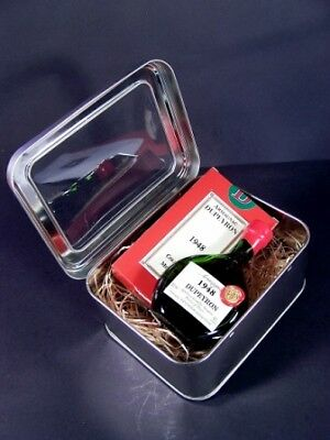1948 Year Gift Box - The TINNY FREE DELIVERY Isle of Wine
