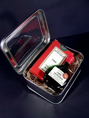 1968 Year Gift Box - The TINNY FREE DELIVERY Isle of Wine