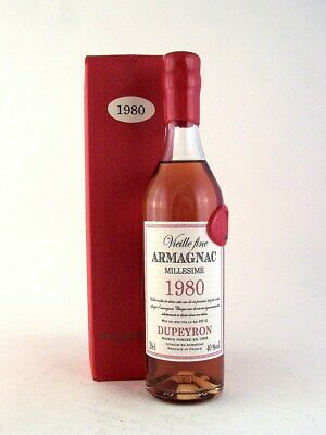 1980 Ryst-Dupeyron Armagnac 200ml France FREE DELIVERY Isle of Wine