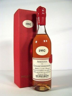 1992 Ryst-Dupeyron Armagnac 200ml France FREE SHIP Isle of Wine Terrific Gift!