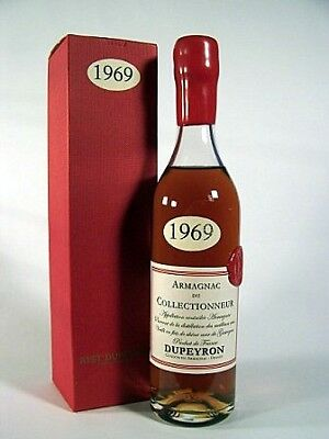 1969 Ryst-Dupeyron Armagnac 200ml France FREE DELIVERY Isle of Wine