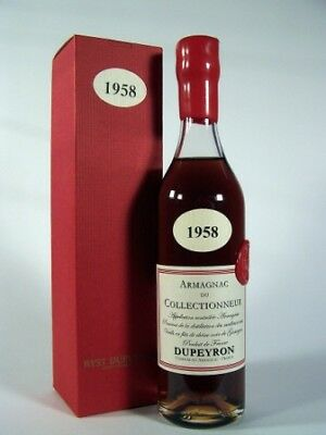 1958 Ryst-Dupeyron Armagnac 200ml France FREE DELIVERY Isle of Wine