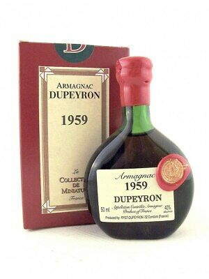 1959 Ryst-Dupeyron Armagnac 50ml France Isle of Wine