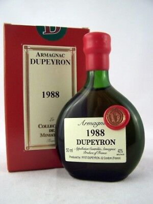 1988 Ryst-Dupeyron Armagnac 50ml France Isle of Wine