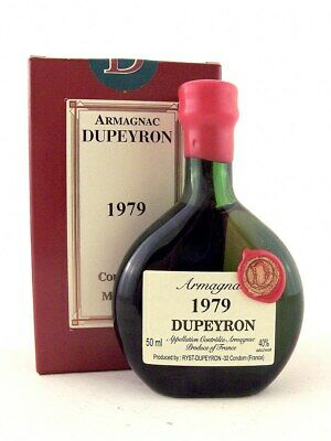 1979 Ryst-Dupeyron Armagnac 50ml France Isle of Wine