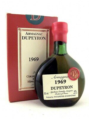 1969 Ryst-Dupeyron Armagnac 50ml France Isle of Wine
