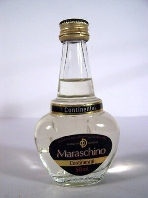 Miniature circa 1979 Continental Maraschino Isle of Wine