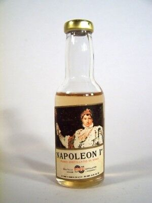 Miniature circa 1976 Rossi Napoleon Isle of Wine
