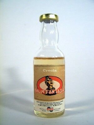 Miniature circa 1976 Rossi Rhum Fantasia Isle of Wine