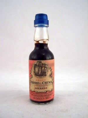 Miniature circa 1985 Luxardo Amaro Ferro China Isle of Wine