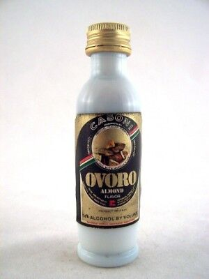 Miniature circa 1978 Casoni Ovoro Almond Isle of Wine