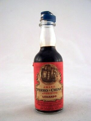 Miniature circa 1974 Luxardo Ferro China Isle of Wine